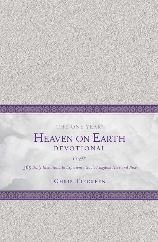 the one year heaven on earth devotional 365 daily invitations to